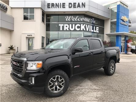 2021 GMC Canyon  (Stk: 15490) in Alliston - Image 1 of 20