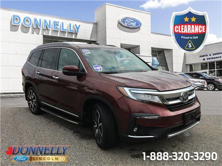2019 Honda Pilot Touring (Stk: CLDT1118A) in Ottawa - Image 1 of 29