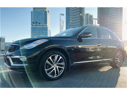 2017 Infiniti QX50 Base (Stk: H9412A) in Thornhill - Image 1 of 18