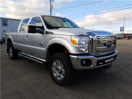 2016 Ford F-350 Lariat (Stk: 20190A) in Wilkie - Image 1 of 23