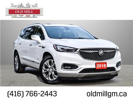2018 Buick Enclave Avenir (Stk: 126157U) in Toronto - Image 1 of 22