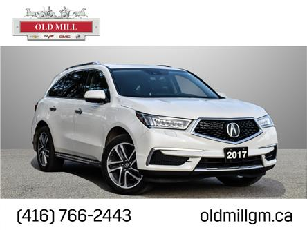 2017 Acura MDX Technology Package (Stk: 506478U) in Toronto - Image 1 of 30