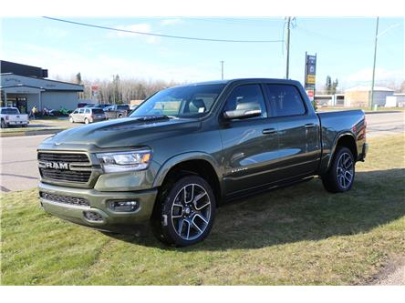 2021 RAM 1500 Laramie (Stk: MT006) in Rocky Mountain House - Image 1 of 30
