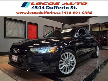 2015 Audi A6 3.0T Technik (Stk: 045594) in Toronto - Image 1 of 24