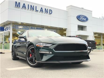 2019 Ford Mustang BULLITT (Stk: 20MU5438A) in Vancouver - Image 1 of 30