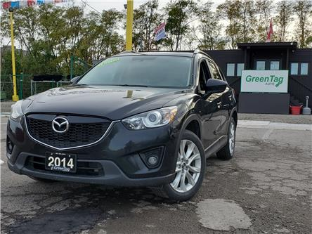 2014 Mazda CX-5 GT (Stk: 5523) in Mississauga - Image 1 of 31