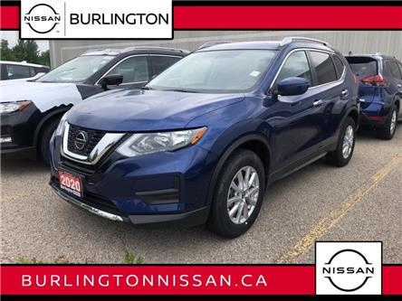 2020 Nissan Rogue S (Stk: Z2059) in Burlington - Image 1 of 5