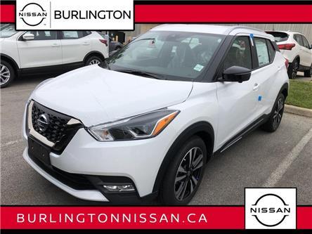 2020 Nissan Kicks  (Stk: Z1441) in Burlington - Image 1 of 5