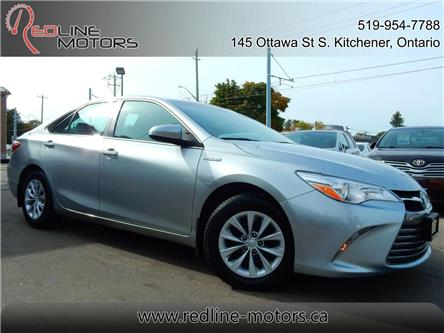 2017 Toyota Camry Hybrid  (Stk: 4T1BD1) in Kitchener - Image 1 of 22