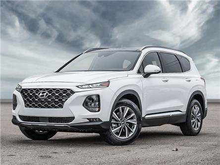 2020 Hyundai Santa Fe  (Stk: 22355) in Aurora - Image 1 of 10