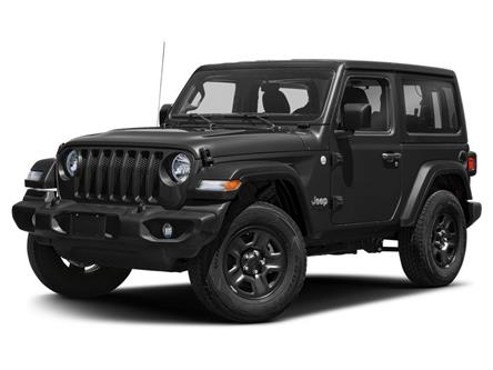 2021 Jeep Wrangler Sport (Stk: M553286) in Surrey - Image 1 of 9