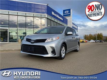 2020 Toyota Sienna CE 7-Passenger (Stk: E5208) in Edmonton - Image 1 of 20