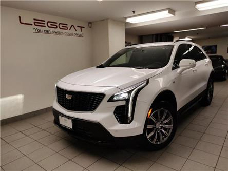 2021 Cadillac XT4 Sport (Stk: 219521) in Burlington - Image 1 of 16