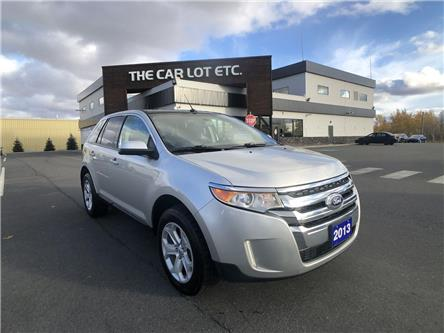 2013 Ford Edge SEL (Stk: 20384-1) in Sudbury - Image 1 of 25
