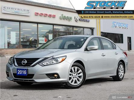 2016 Nissan Altima 2.5 (Stk: 35124) in Waterloo - Image 1 of 26