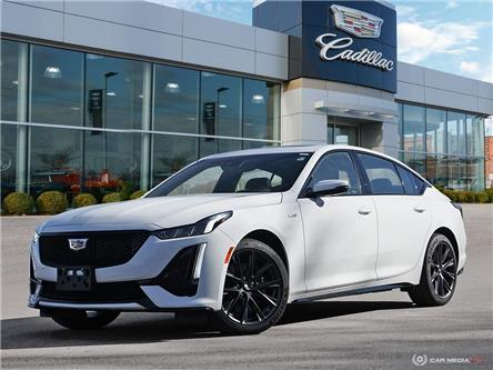 2020 Cadillac CT5 V-Series (Stk: 152088) in London - Image 1 of 27