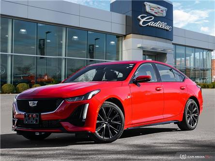 2020 Cadillac CT5 Sport (Stk: 152084) in London - Image 1 of 27