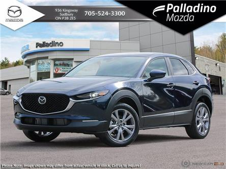 2021 Mazda CX-30 GS (Stk: 7845) in Greater Sudbury - Image 1 of 22