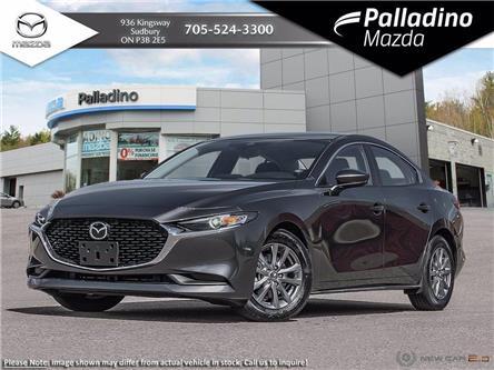 2021 Mazda Mazda3 GS (Stk: 7865) in Greater Sudbury - Image 1 of 23