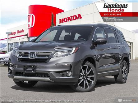 2021 Honda Pilot Touring 8P (Stk: N15029) in Kamloops - Image 1 of 23