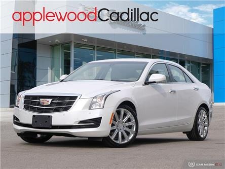 2016 Cadillac ATS 2.0L Turbo Luxury Collection (Stk: 106388TN) in Mississauga - Image 1 of 28