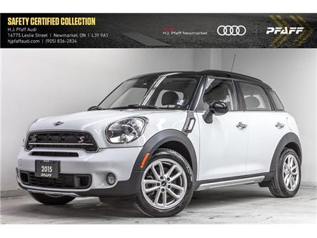 2015 MINI Countryman Cooper S (Stk: A12673A) in Newmarket - Image 1 of 22
