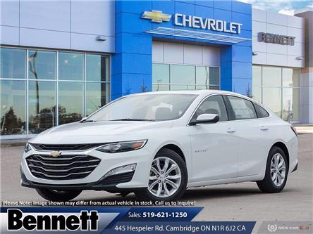 2021 Chevrolet Malibu LT (Stk: 210058) in Cambridge - Image 1 of 22