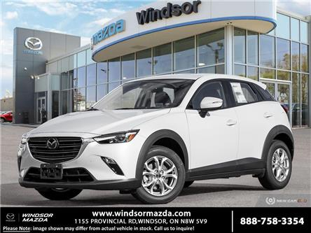 2021 Mazda CX-3 GS FWD at (Stk: C31065) in Windsor - Image 1 of 22
