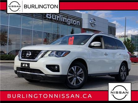 2018 Nissan Pathfinder SL Premium (Stk: A7045) in Burlington - Image 1 of 22