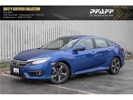 2018 Honda Civic Touring (Stk: 23804A) in Mississauga - Image 1 of 22