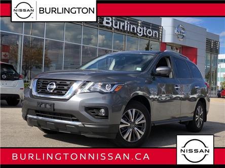 2019 Nissan Pathfinder SL Premium (Stk: A7064) in Burlington - Image 1 of 4