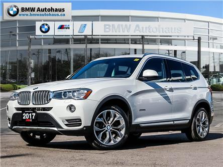 2017 BMW X3 xDrive28i (Stk: P9813) in Thornhill - Image 1 of 30