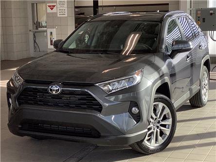 2021 Toyota RAV4 XLE (Stk: 22453) in Kingston - Image 1 of 29