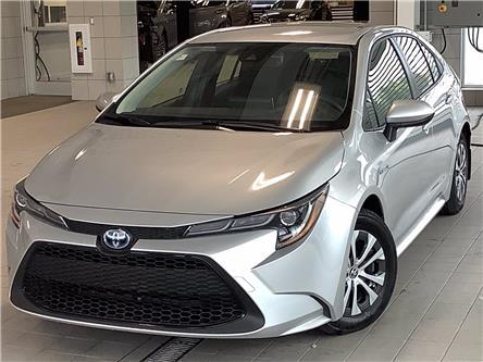 2021 Toyota Corolla Hybrid Base w/Li Battery (Stk: 22476) in Kingston - Image 1 of 24