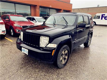 2008 Jeep Liberty Sport (Stk: K0536A) in North York - Image 1 of 19