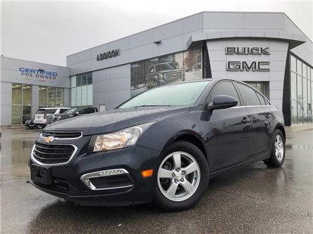 2015 Chevrolet Cruze  (Stk: U212122) in Mississauga - Image 1 of 21