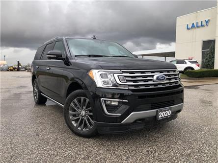 2020 Ford Expedition Limited (Stk: S10556R) in Leamington - Image 1 of 28