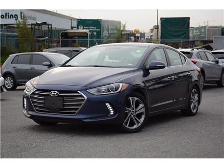 2017 Hyundai Elantra Limited SE (Stk: SL758A) in Ottawa - Image 1 of 23