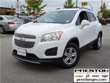 2015 Chevrolet Trax 1LT (Stk: 0210111) in Langley City - Image 1 of 29