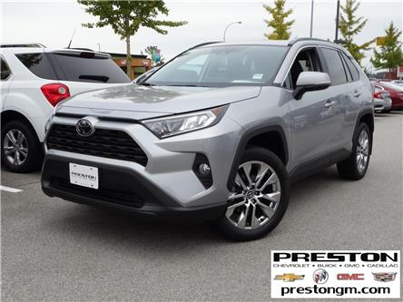 2020 Toyota RAV4 XLE (Stk: 0210981) in Langley City - Image 1 of 29