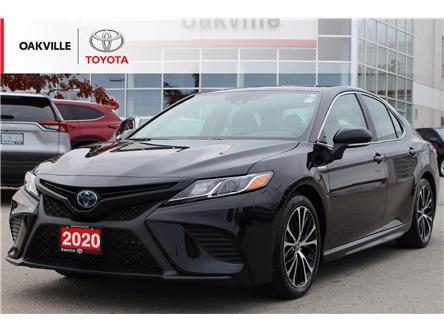 2020 Toyota Camry Hybrid SE (Stk: LP4633A) in Oakville - Image 1 of 18