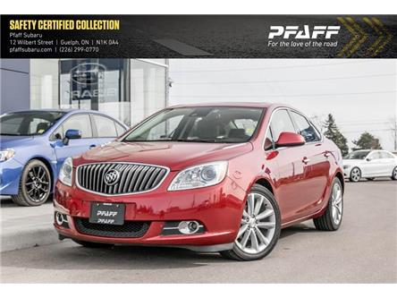 2017 Buick Verano Leather (Stk: S00698A) in Guelph - Image 1 of 22