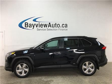 2020 Toyota RAV4 Hybrid Limited (Stk: 37235W) in Belleville - Image 1 of 29