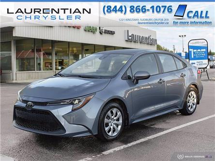 2020 Toyota Corolla LE (Stk: BC0054) in Greater Sudbury - Image 1 of 27