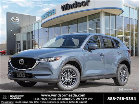 2021 Mazda CX-5 GS (Stk: C52111) in Windsor - Image 1 of 22