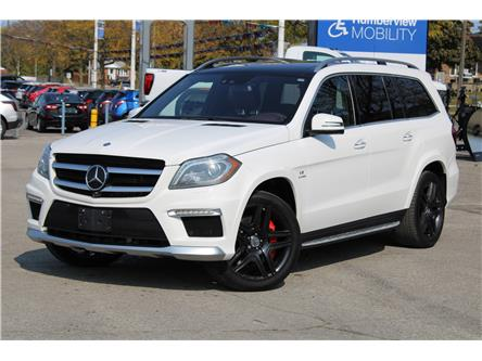 2014 Mercedes-Benz GL-Class Base (Stk: HGL11060) in Toronto - Image 1 of 43