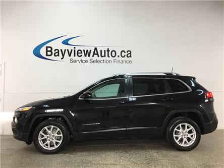 2017 Jeep Cherokee North (Stk: 37141W) in Belleville - Image 1 of 25