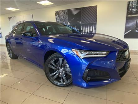 2021 Acura TLX A-Spec (Stk: TX13425) in Toronto - Image 1 of 14