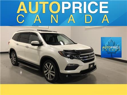 2016 Honda Pilot Touring (Stk: W2070) in Mississauga - Image 1 of 28