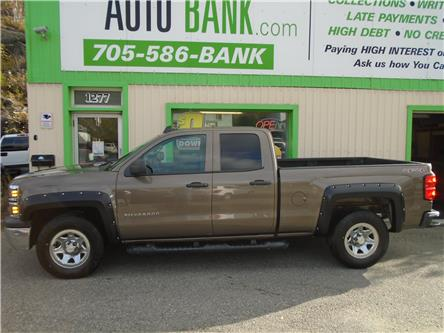 2015 Chevrolet Silverado 1500 WT (Stk: ) in Sudbury - Image 1 of 6